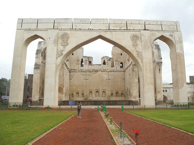 Gagan Mahal - Image Credits