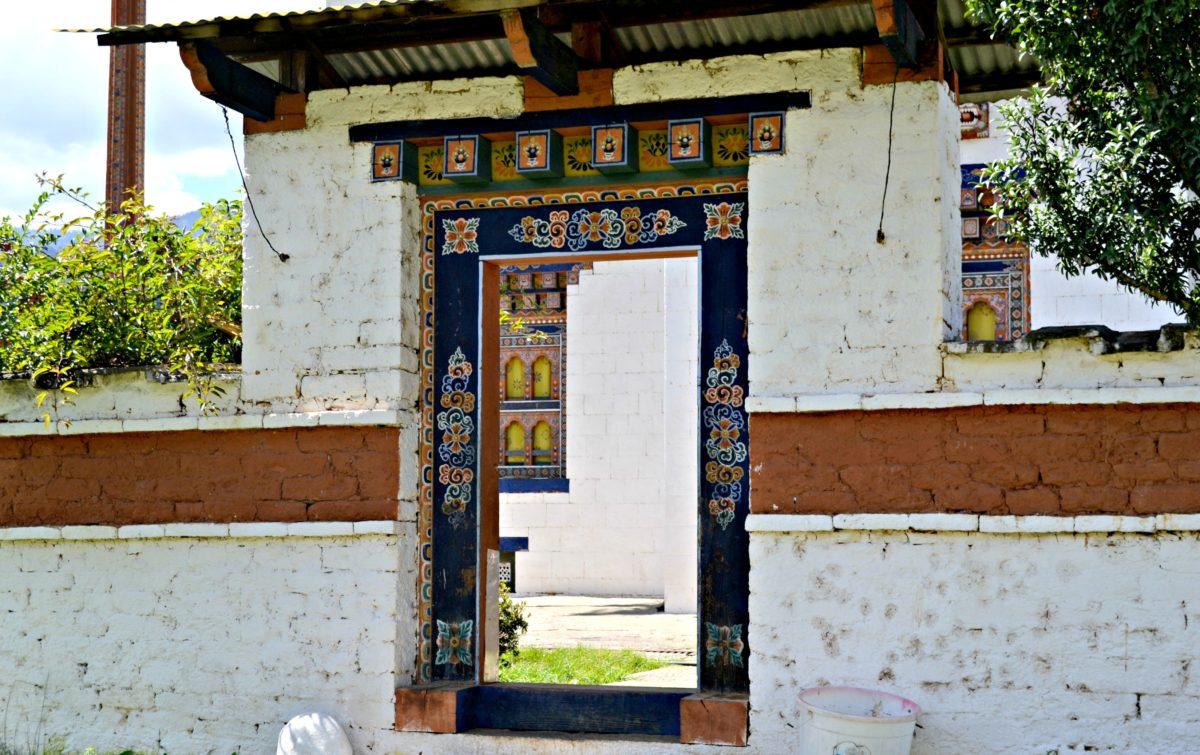 Reach Bhutan from India