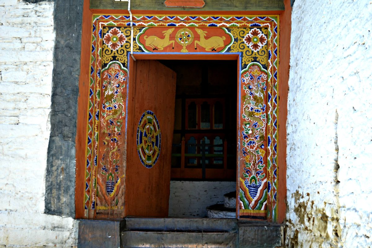How to reach Bhutan from India