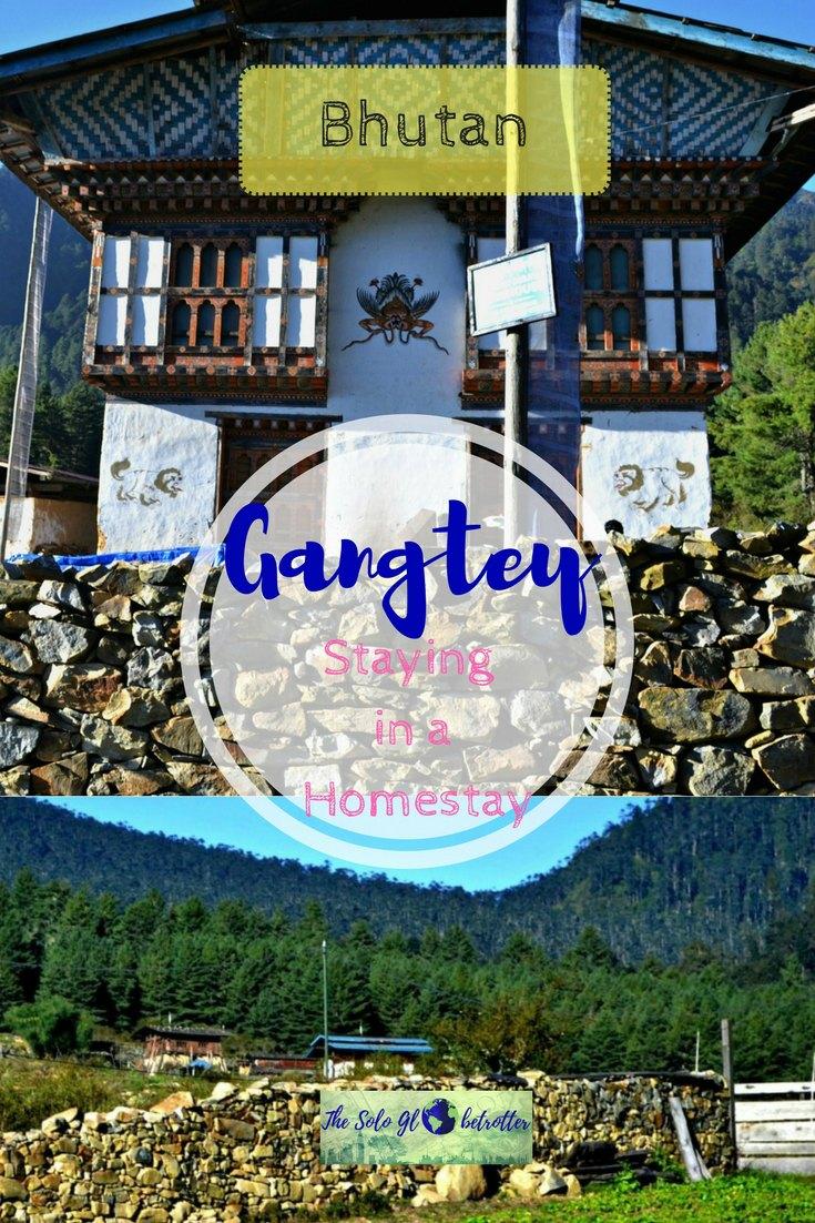 Gangtey Homestay