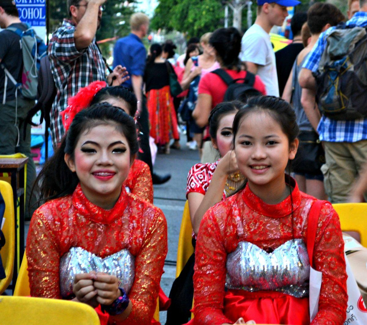 Chiang Mai Sunday Walking
