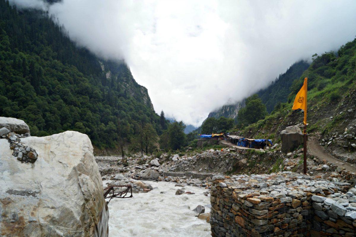 Ghangaria trek