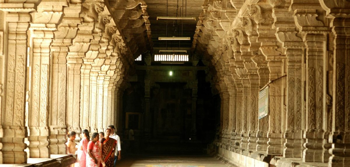 Kanchipuram: A Glimpse of The Town Beyond The Silk Sarees