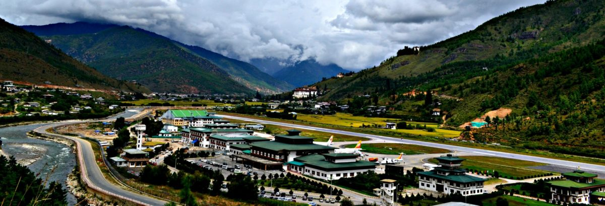 Pristine Paro - Rambling In The Enchanting Town of Bhutan