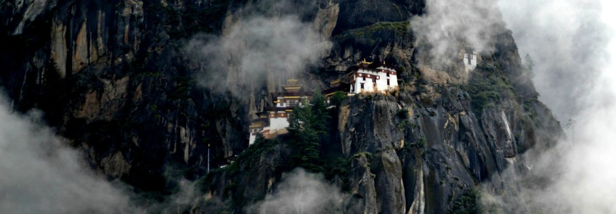 Tiger's Nest: A Trek to the Monastery of the Talking Buddha
