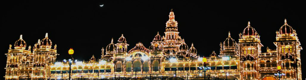 Mysore – A Glimpse Of My City & Where to Go