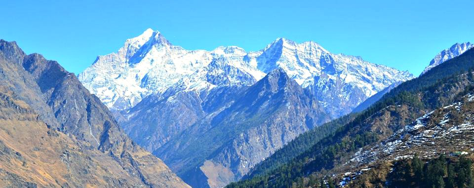 Trekking the Himalayas - Kuari Pass, An Escape to the Gorgeous Land