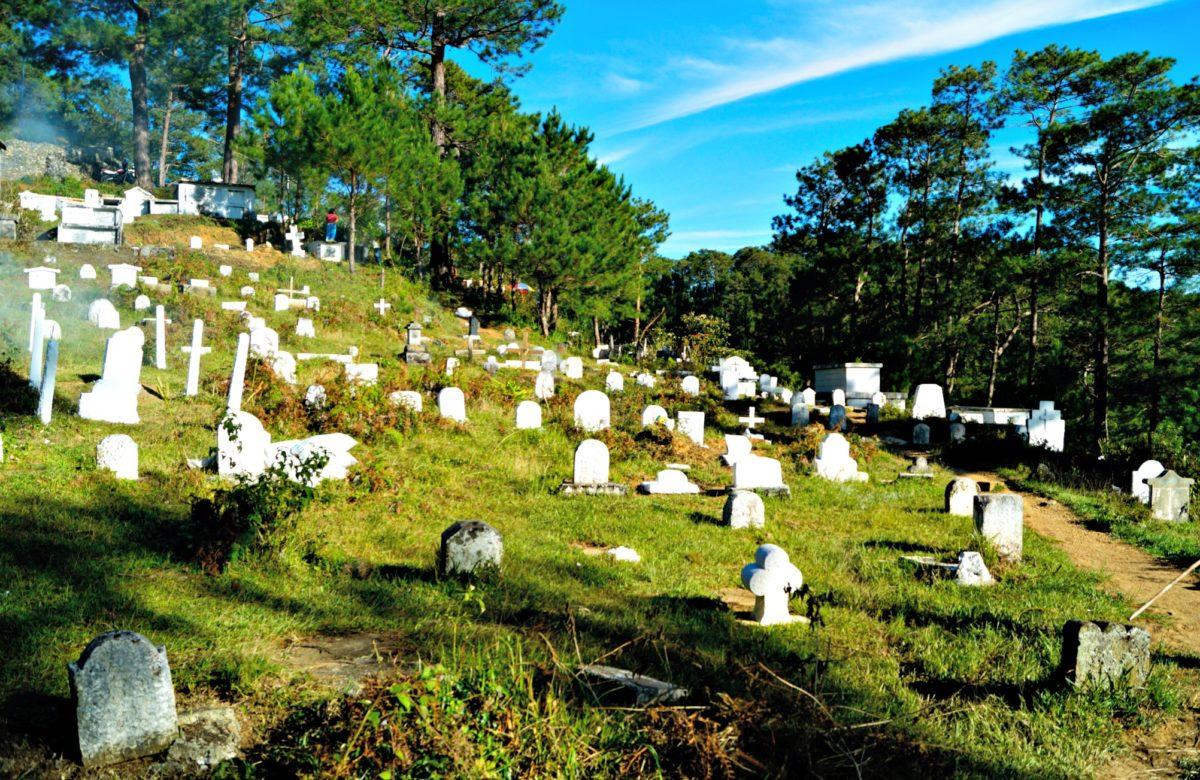 Sagada Hanging Coffins