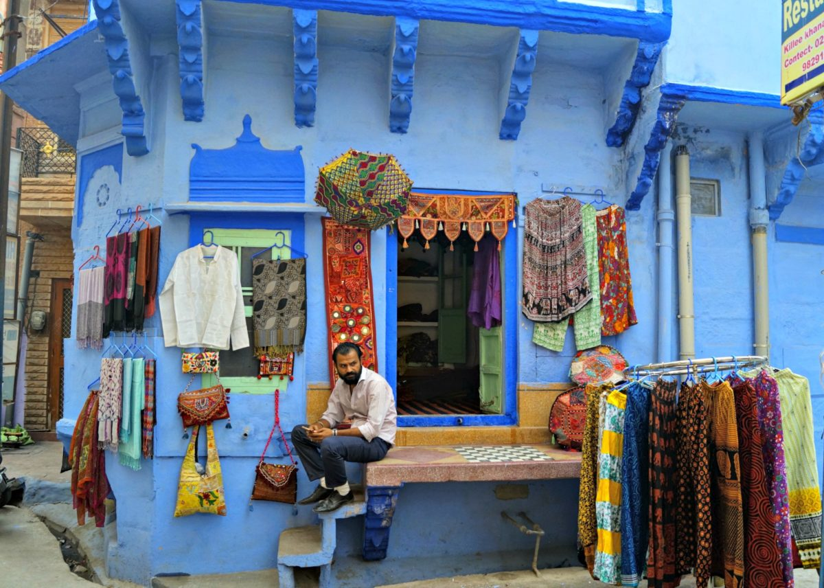 Bazaars of Jodhpur