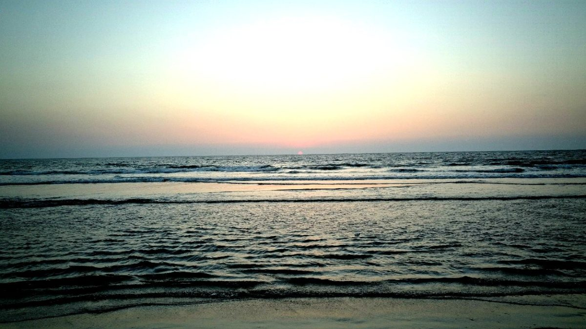 Backpacker beaches in Goa