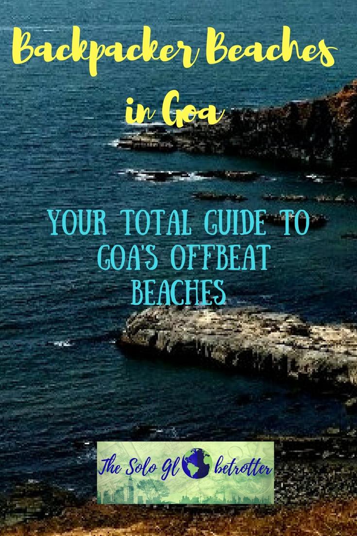 Backpacker beaches Goa