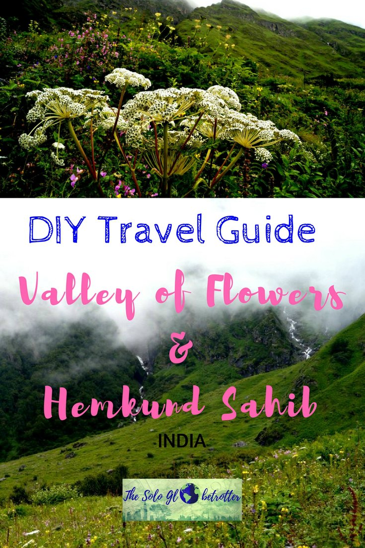 DIY travel guide to the valley of flowers & hemkund sahib