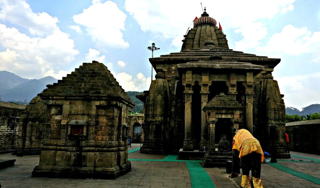 Baijnath temple