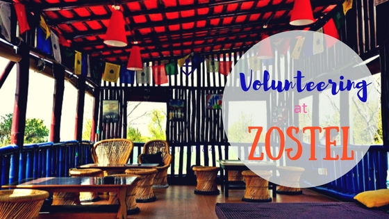 Volunteering At Zostel - To Awesome Experiences!