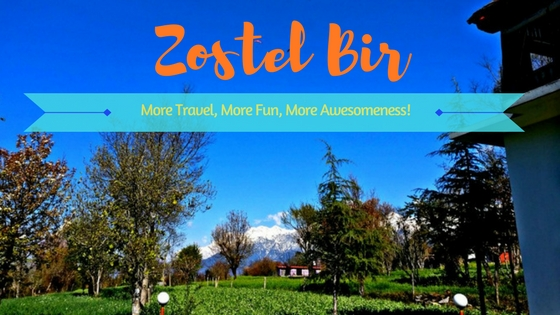 Zostel Bir - For More Travel, More Fun & More Awesomeness!