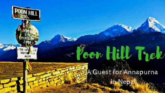 Ghorepani Poon Hill Trek - An Adventure in the Annapurna Mountains