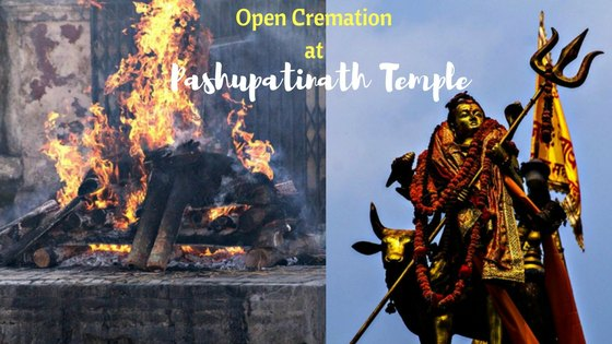 Open Cremation at Pashupatinath Temple – A Gravely Encounter in Kathmandu