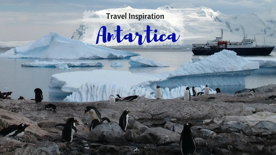 Bucket List - 9 Stunning Pictures For Antarctica Inspiration For Everyone!