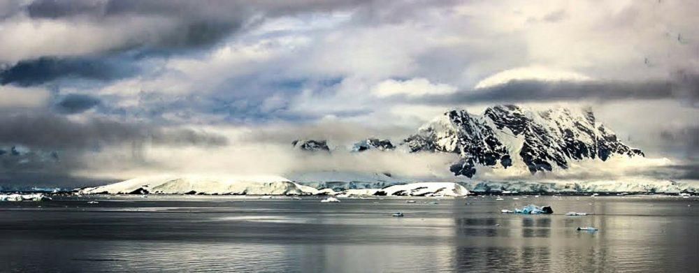 antartica inspiration