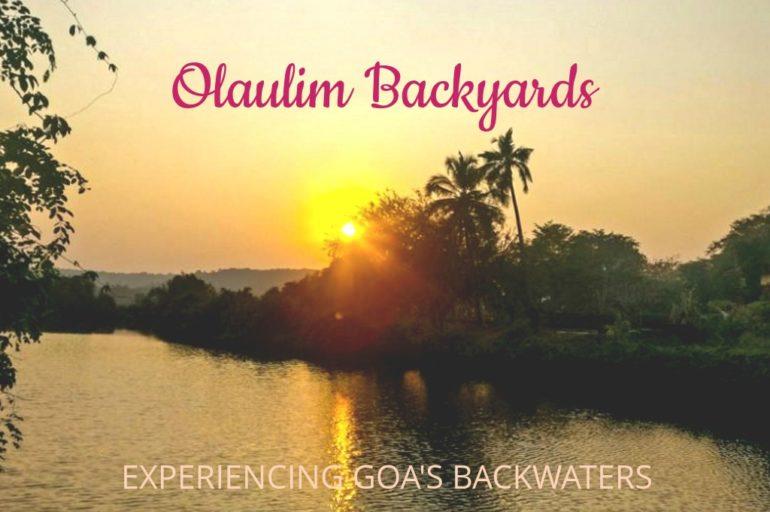 Olaulim Backyards – Experiencing Goa's Mandovi Backwaters