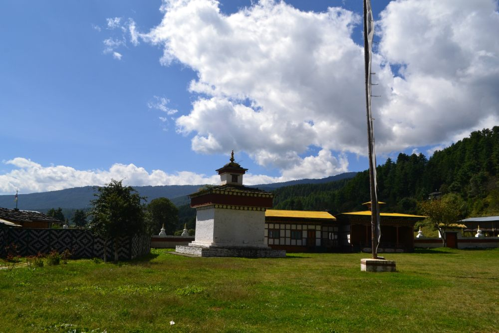 best weather to visit Bhutan