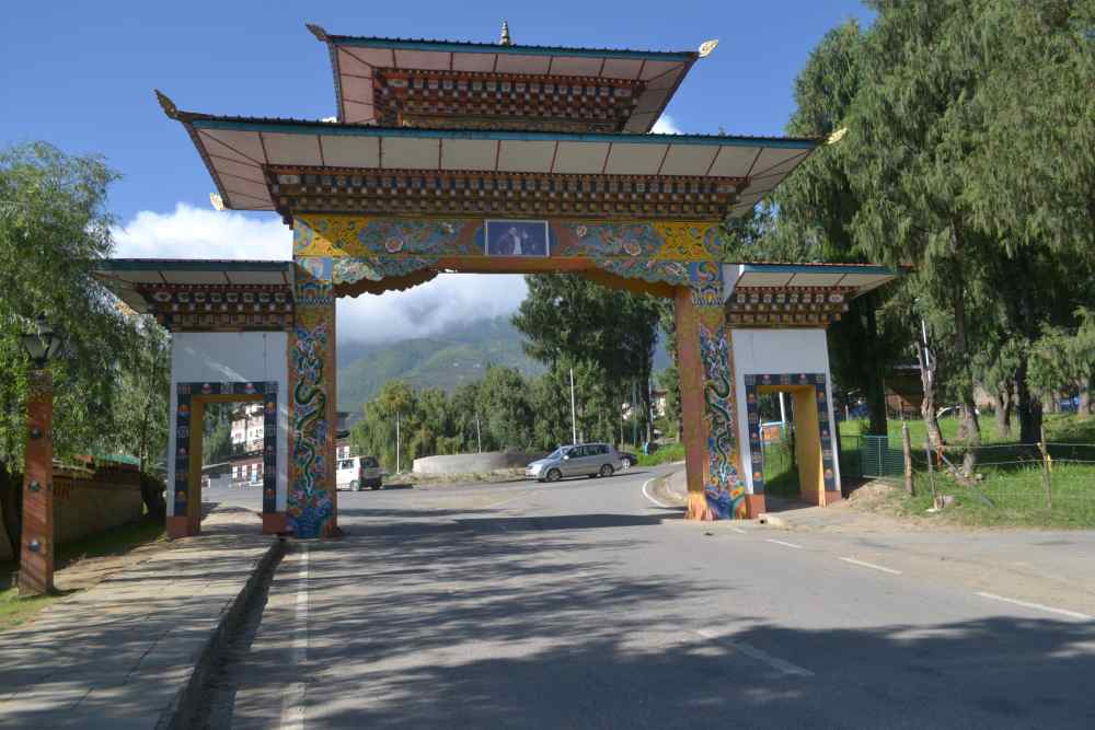 Places To Visit In Punakha