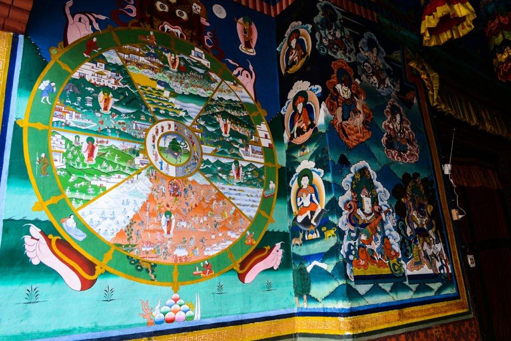 festivals in bhutan