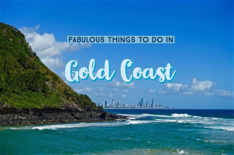 Plan a Trip to the Gold Coast: 6 Must Do Activities
