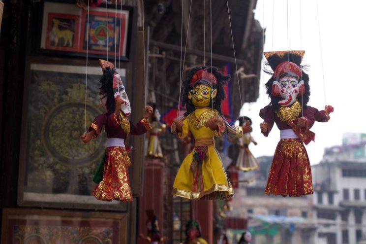 Shopping in Nepal