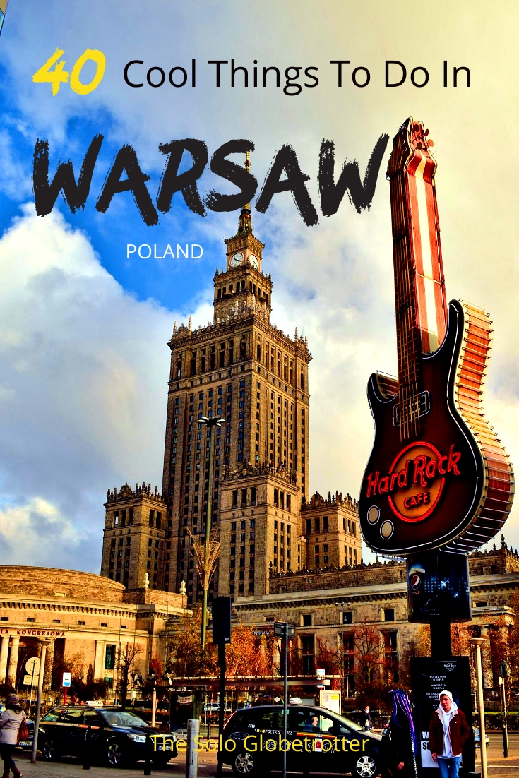 Best things to do in Warsaw