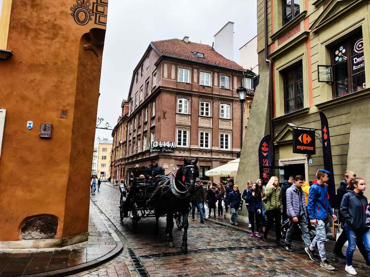 Unusual things to do in Warsaw