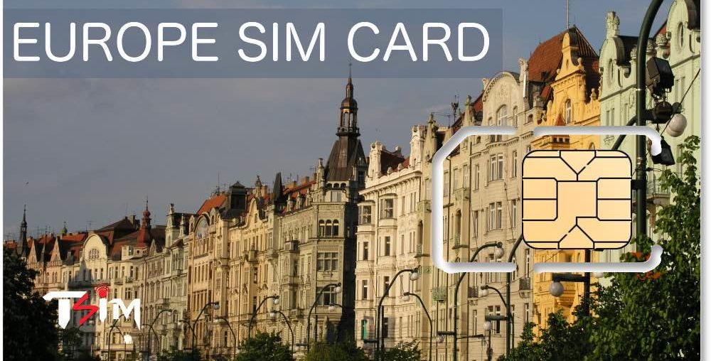 TSIM Europe Sim card