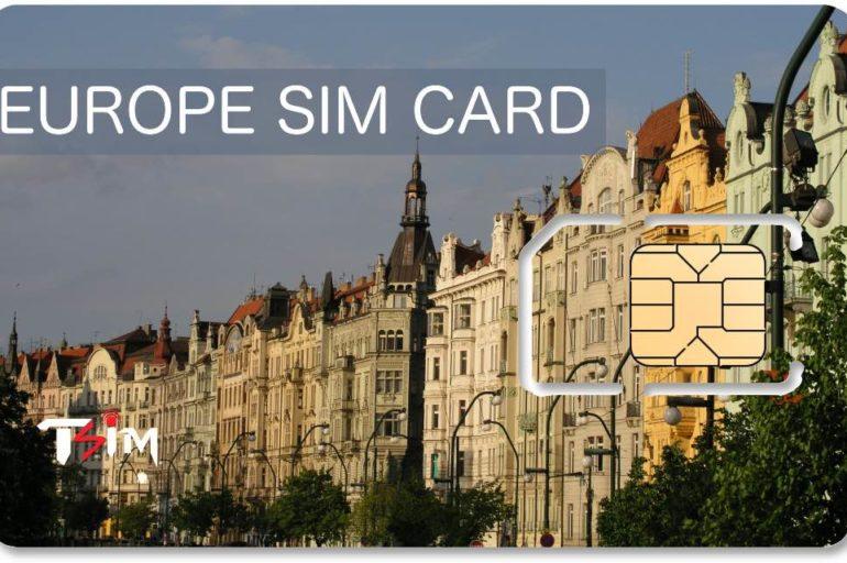 Using Refundable Lifetime Europe SIM Card – TSIM SIM card Review