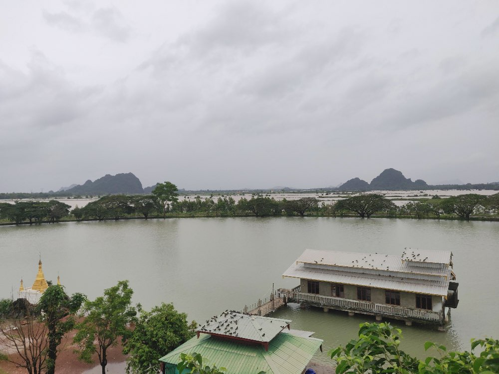 Hpa An temples