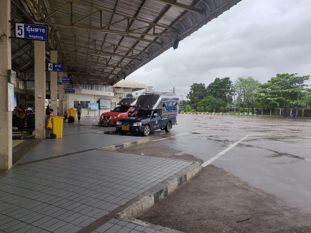Chiang Mai to Myanmar overland