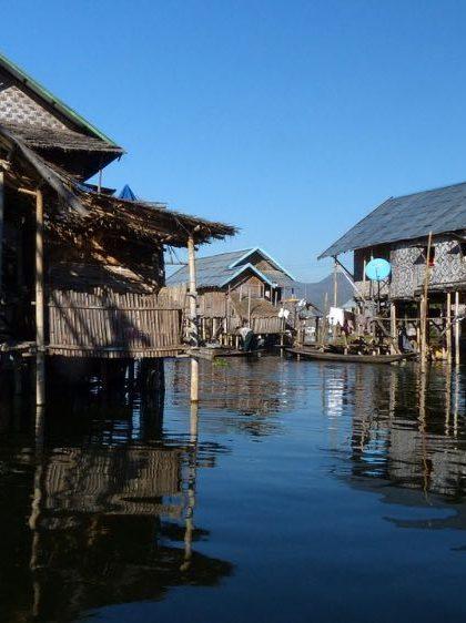 Bagan to Inle Lake