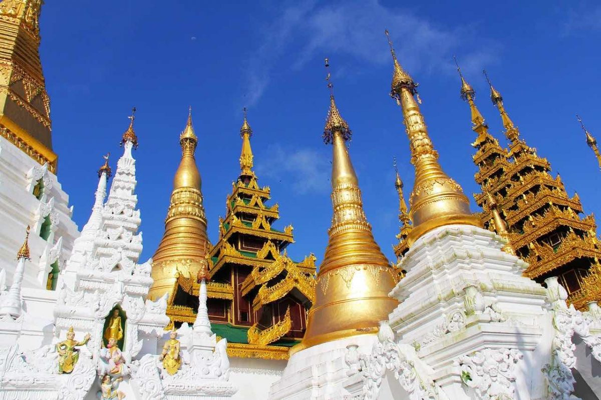 From Yangon to Mandalay