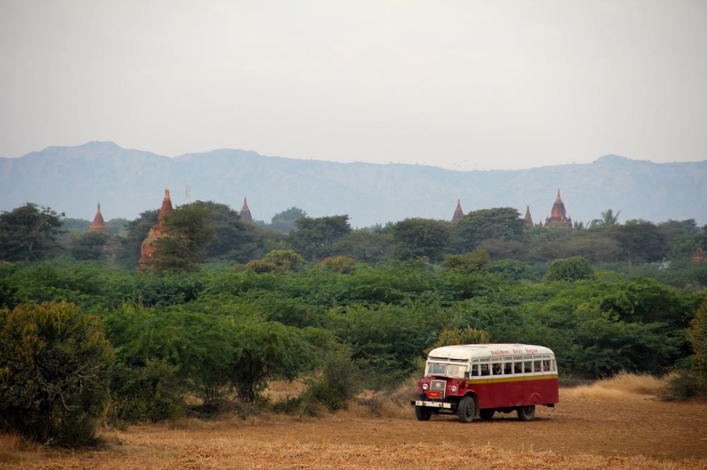 How To Get From Yangon To Bagan in Myanmar? - The Best Way to Travel