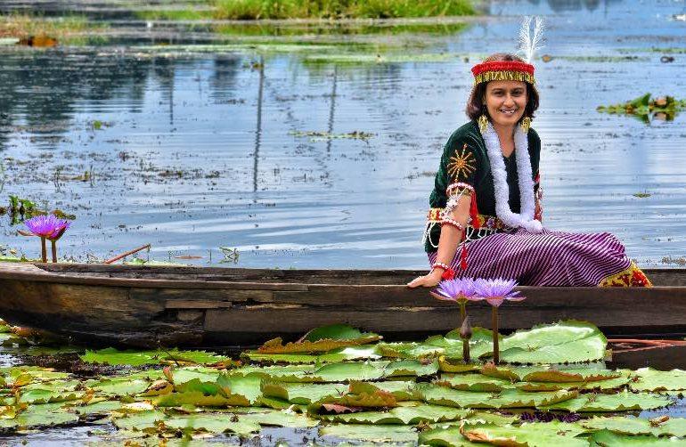 Loktak Lake homestay