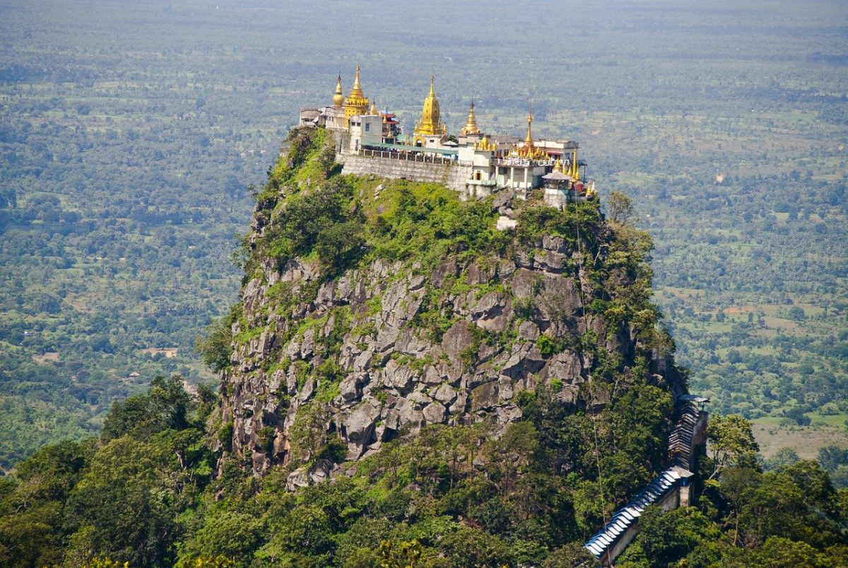 day trips from Yangon