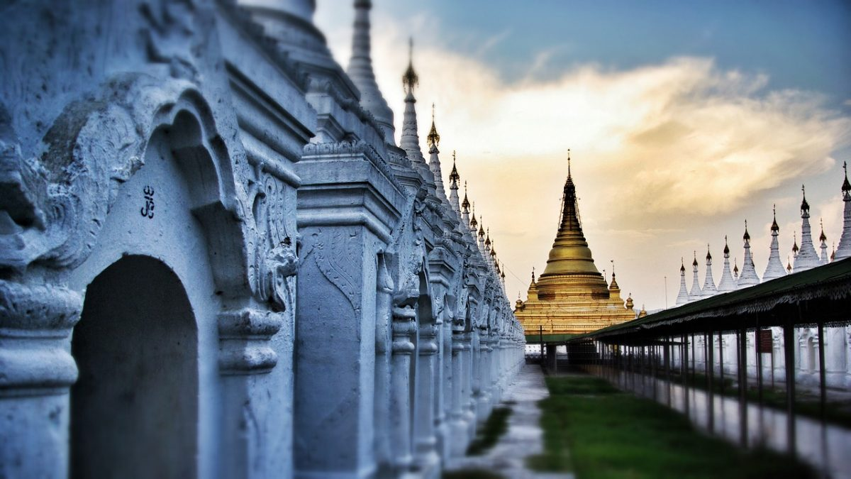Yangon to Mandalay