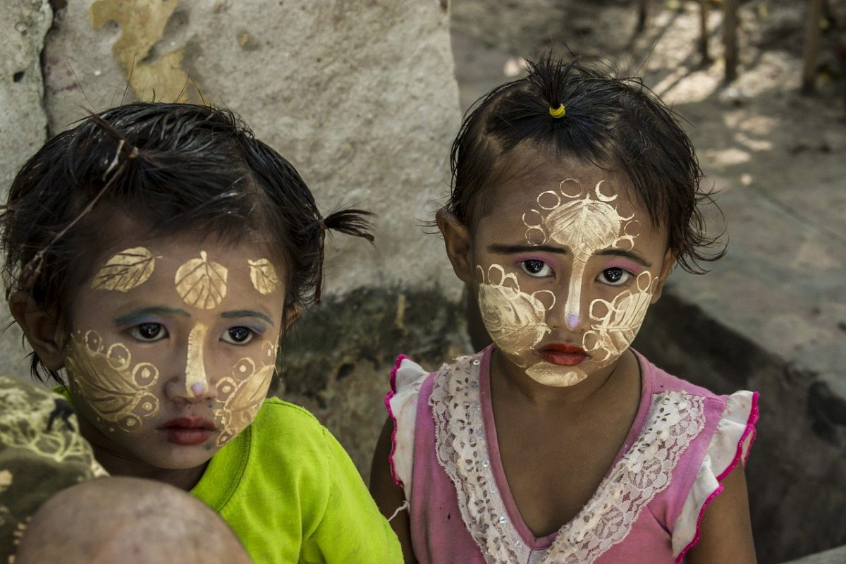 kids in Dala