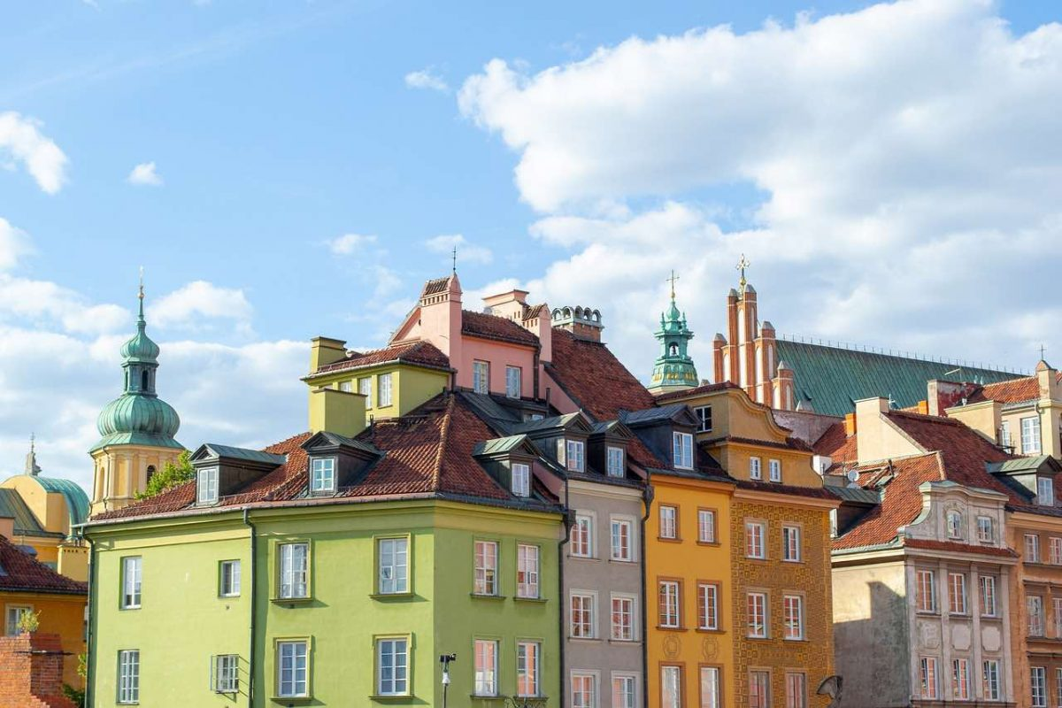 3 days in Warsaw