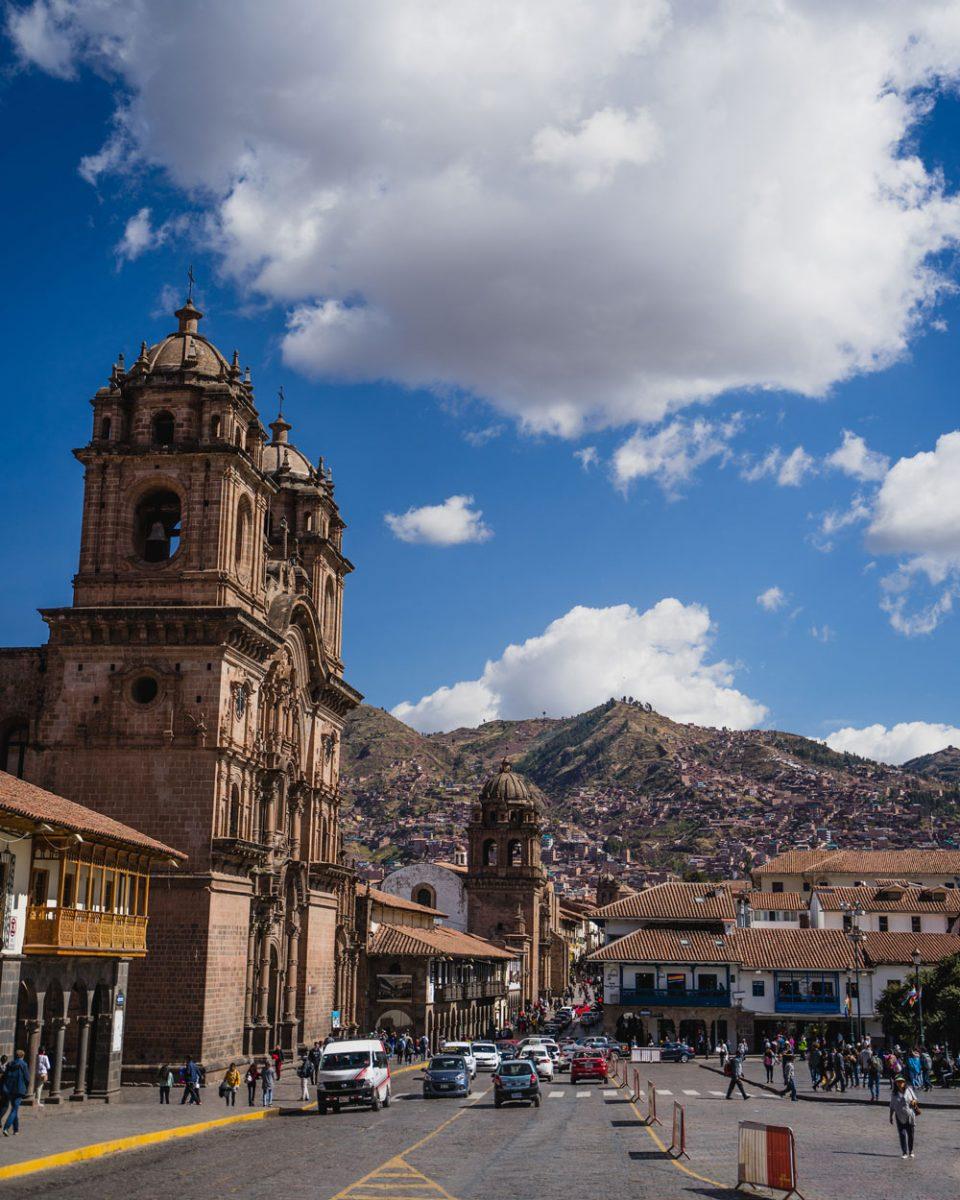 solo traveling in Cusco
