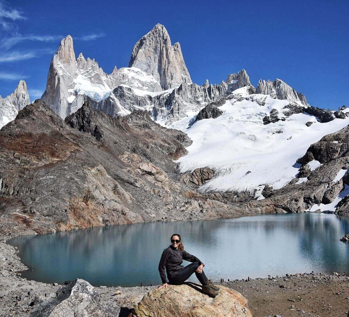 solo  travel in South America