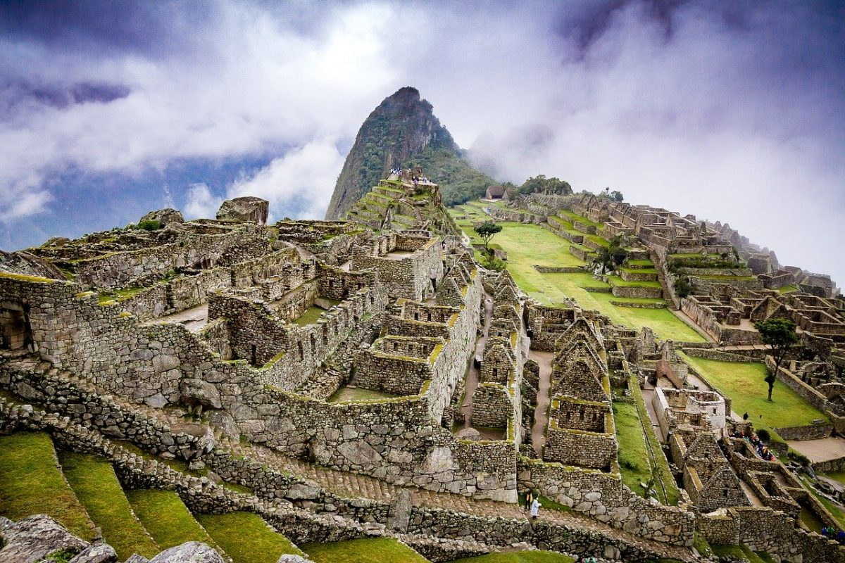 traveling alone in South America