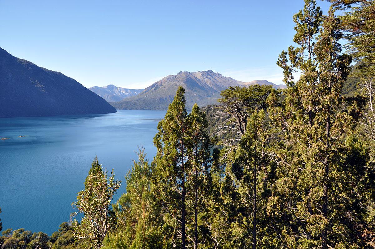 hiking in South America