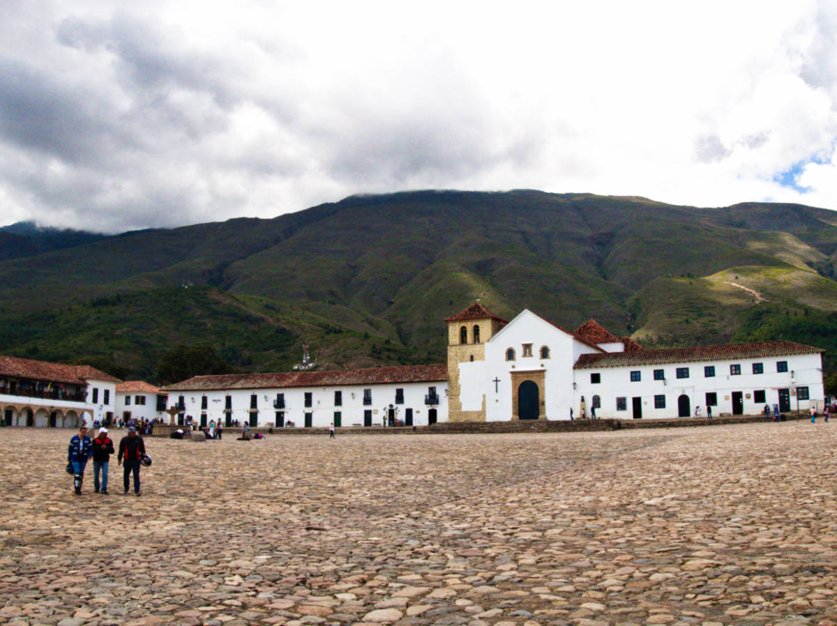 solo travel in Colombia