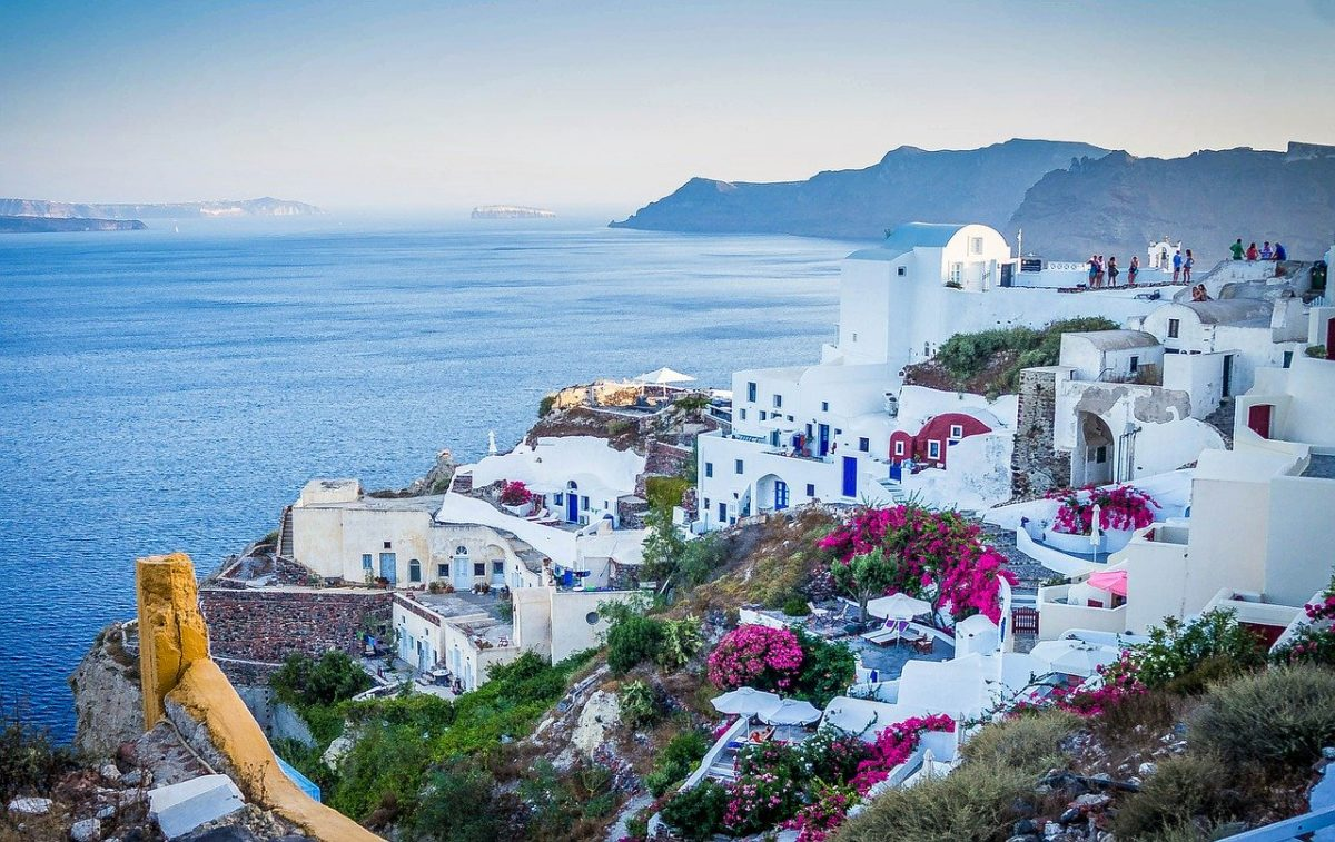 Fun Sea and Sun at One of the Mediterranean's Best Vacation Stops
