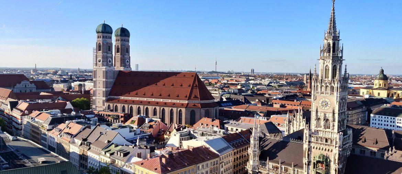 Munich itinerary